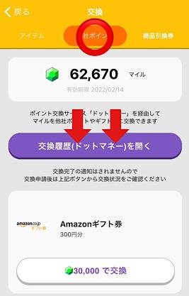 トリマ Amazon 交換