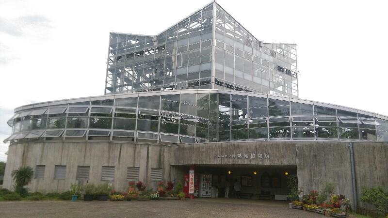 茨城県植物園 温室