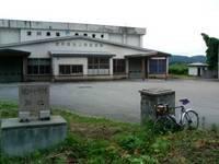 旧・淀川小学校跡地の農業倉庫