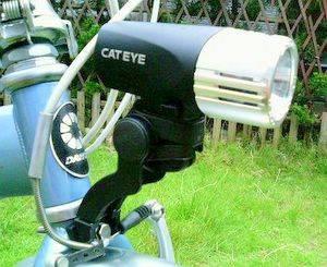 CATEYEのLEDライトHL-EL510