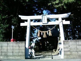 雄和本田の八幡神社