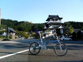 幻滅の極致、天鷺城。秋田県内に、これ以上の模造天守は要らない。