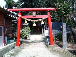 左手子の日吉神社