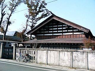 上淀川唯一の旧家?