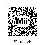 怪盗FMii:QRコード