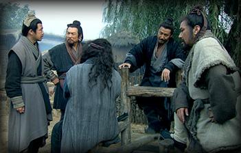 項羽と劉邦_第6話の画像4