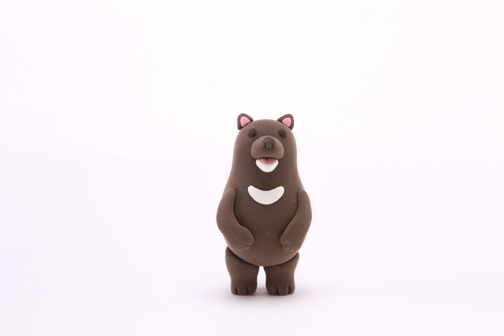 金太郎のクマ