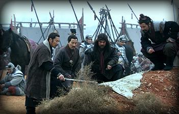 項羽と劉邦_第33話の画像3