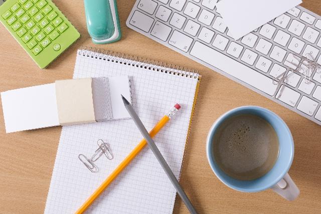 文章を書くための道具