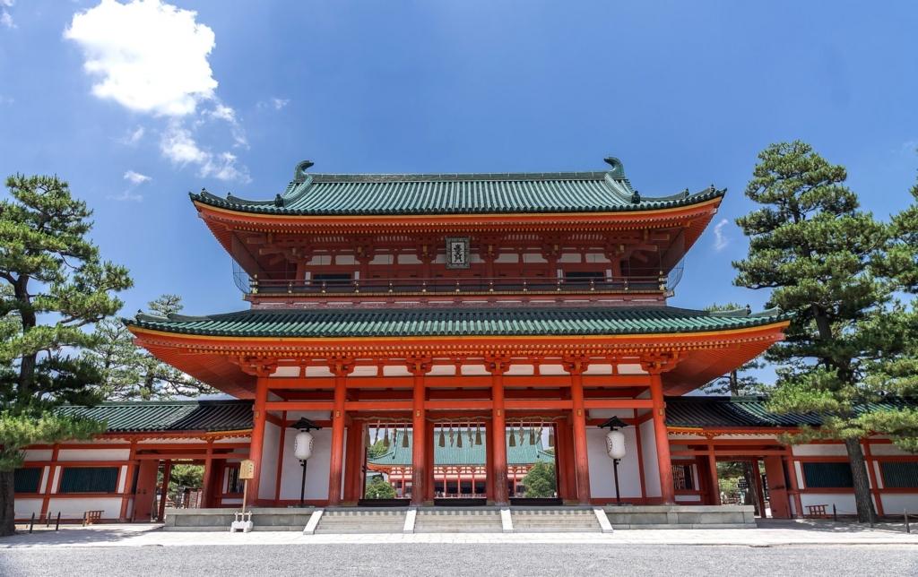 京都の貴重な遺産