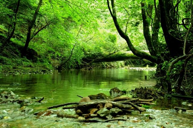 オフィーリアが小川に溺れてしまう展開