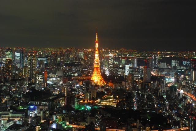 東京へ上京する2人の少女