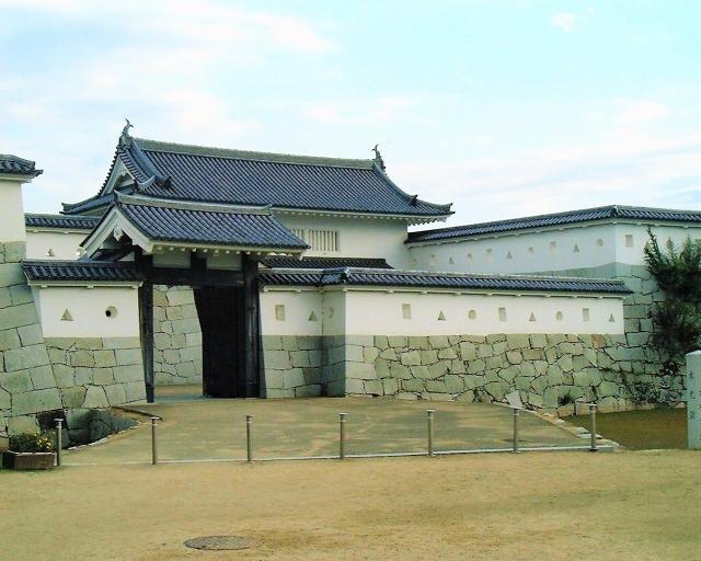 赤穂藩の城「赤穂城」