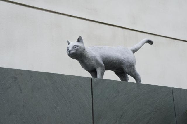 夏目漱石が愛した猫