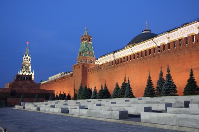 ソ連の赤の広場