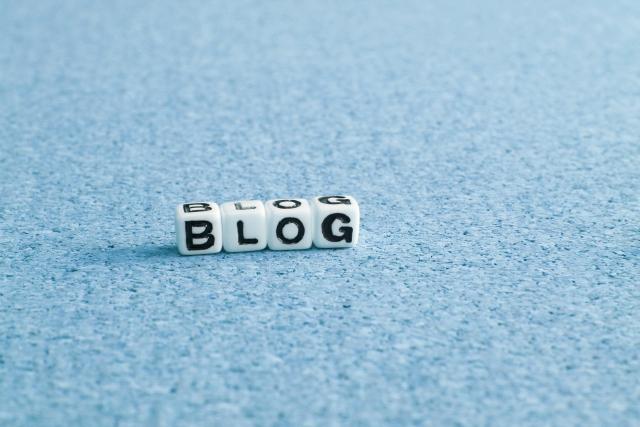 ブログのアクセスUPを表す画像