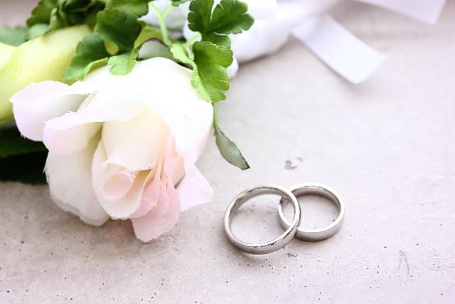 結婚できない男が指輪を準備する可能性