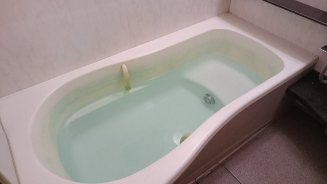 血行が改善するお風呂
