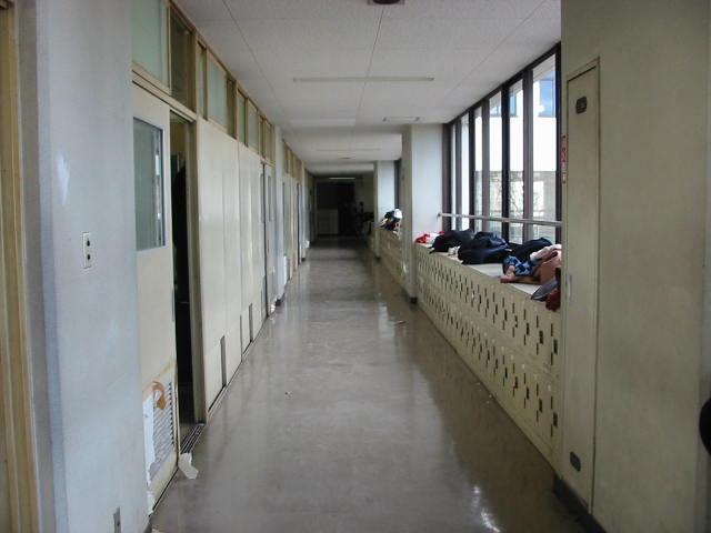 聖アルテミスの廊下