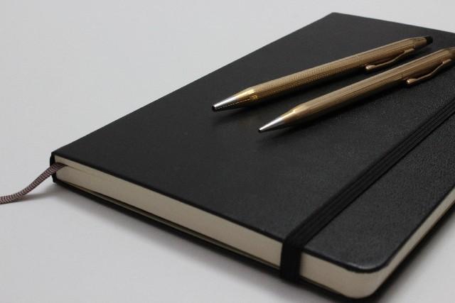 文章力を身に付けるために準備