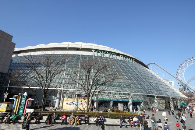 東京ドームより広い温泉