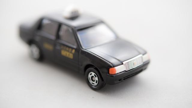 タクシーに仕掛けられたトラップ