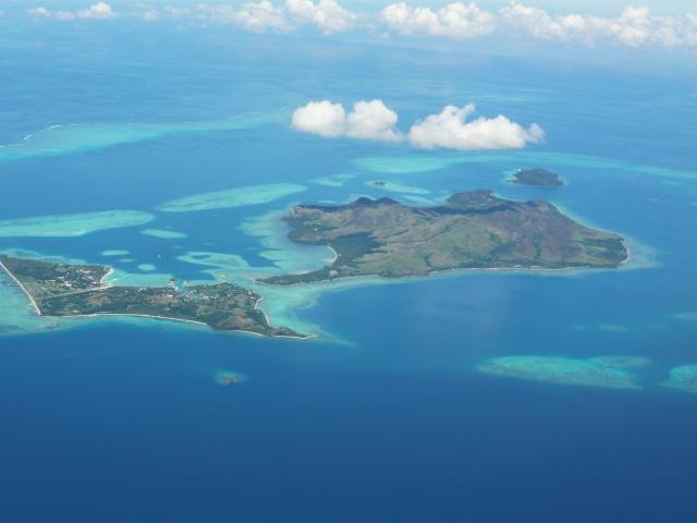 現代版の無人島生活のオデッセイ