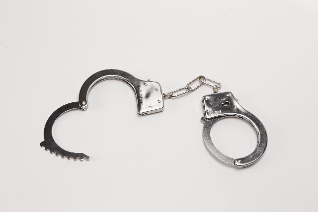 警察が使う手錠