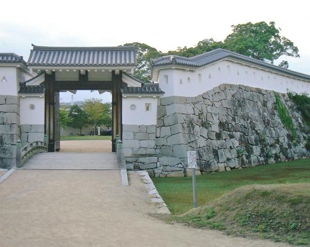 忠臣蔵の赤穂城