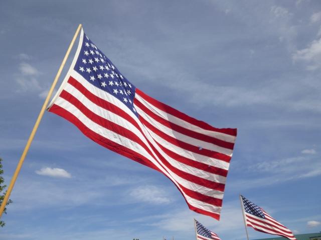 アメリカ合衆国の独立記念日の式典