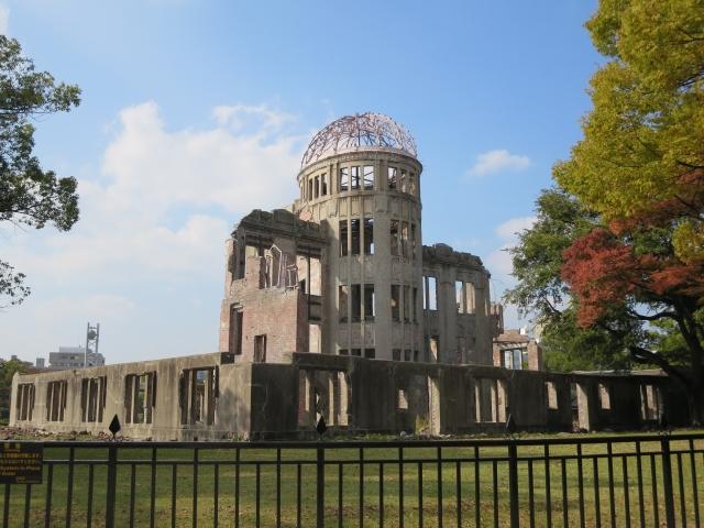 広島に原爆投下された惨劇