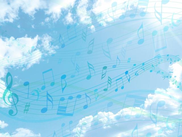 空まで届くエールの歌声