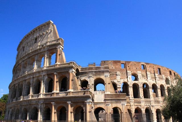 ローマの建築物