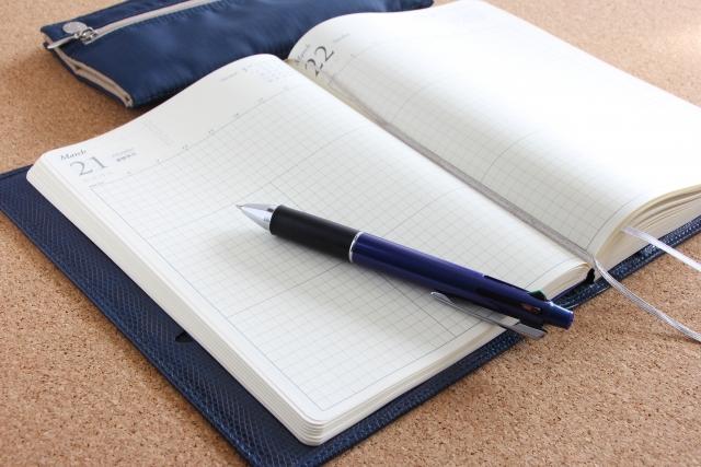 毎日投稿するためのスケジュール管理