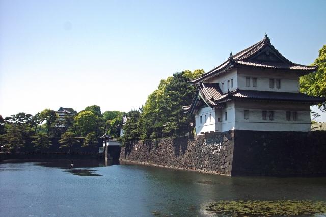 江戸城の松の廊下で刃傷