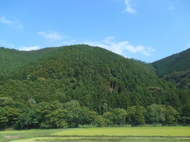 山科の風景