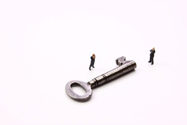 コインロッカーの鍵