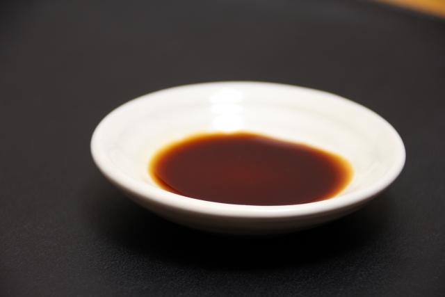 寿司の醤油皿
