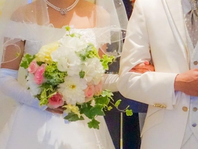 花嫁にふりかかる悲劇