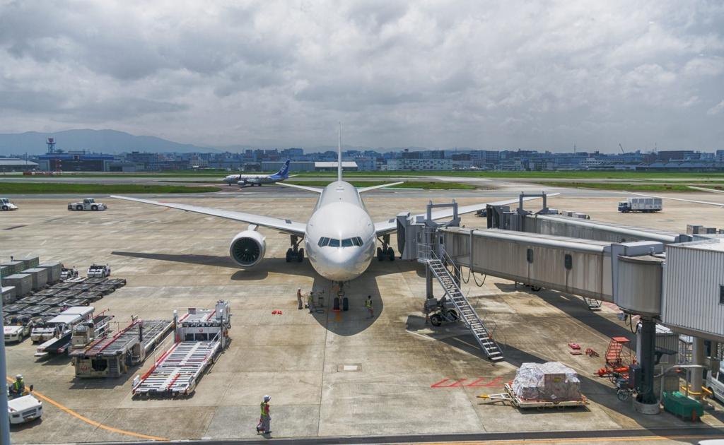 空港の滑走路
