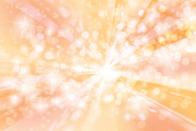 光と希望を表す画像