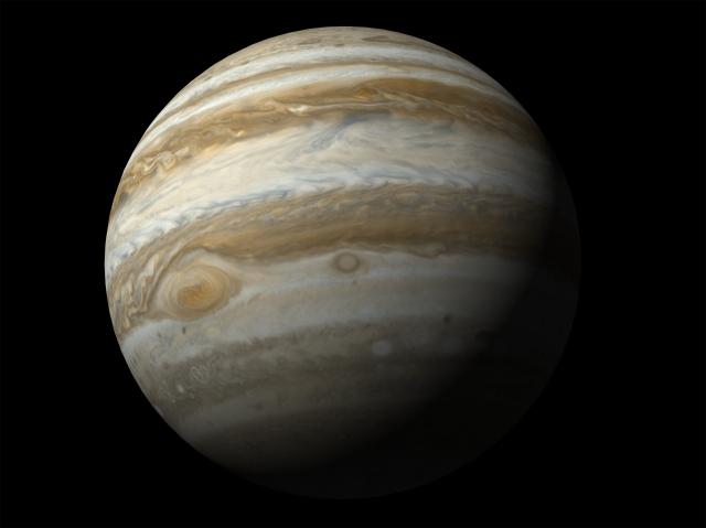 木星に人類が到着
