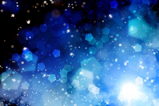 雪の結晶の美しさ