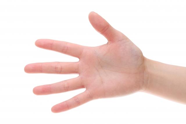 指紋認証の準備