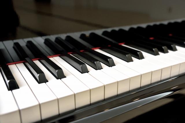 ゴーストライターのピアノ