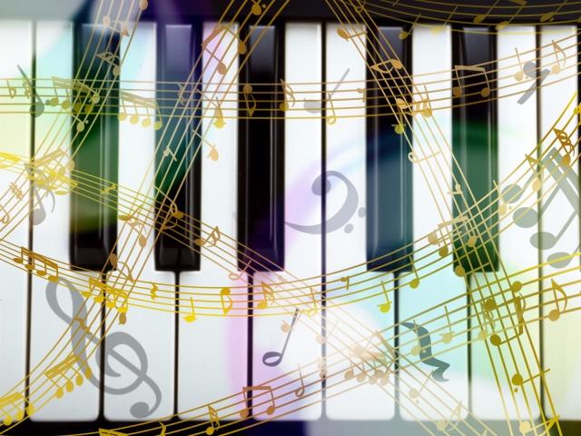 ピアノ科の学生