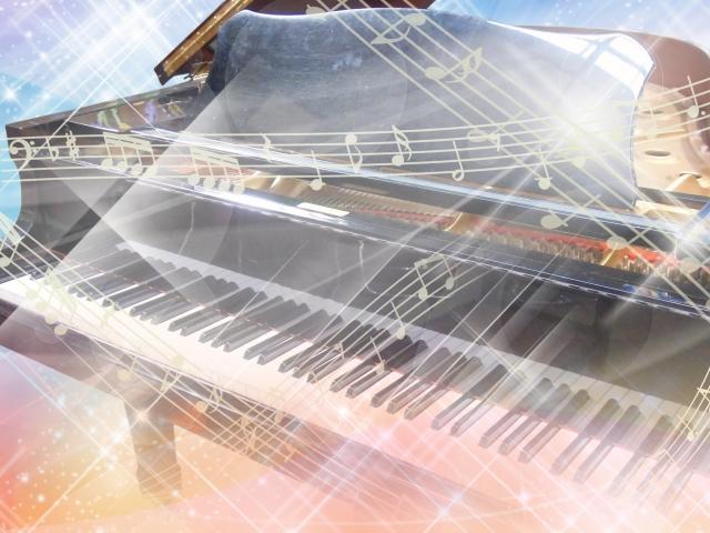 オーケストラで使用する画像