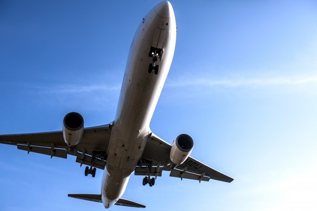 飛行機による胴体着陸の記憶