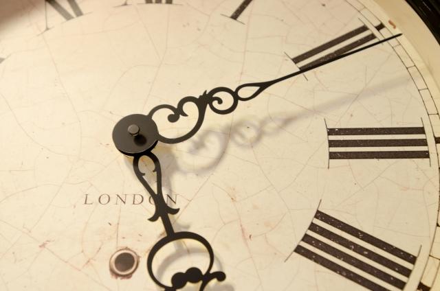 催眠術に使用した時計