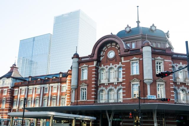 東京駅から福岡へ向かう千秋